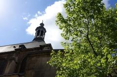 Eglise Sainte-Elisabeth -  Paroisse Sainte-Élisabeth-de-Hongrie, 195 Rue du Temple, 75003 Paris, France.