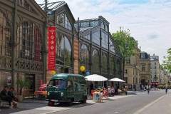 Marché du Temple -  Le Carreau du Temple à Paris