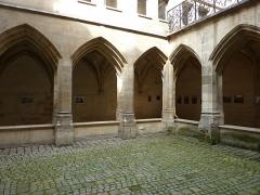Temple des Billettes (ancien couvent des Carmes-Billettes) - Deutsch: Église des Billettes, Paris