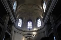 Temple des Billettes (ancien couvent des Carmes-Billettes) - Español: París, Église des Billettes.