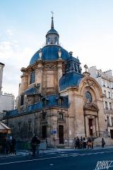 Temple du Marais ou temple Sainte-Marie (ancienne chapelle du couvent des filles de la Visitation dite église de la Visitation) -  _DSF1983