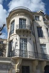 Hôtel Lambert - Deutsch: Hôtel Lambert auf der Île Saint-Louis im 4. Arrondissement in Paris (Île-de-France/Frankreich)
