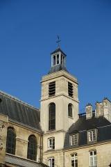 Monastère des Blancs-Manteaux - English: Église Notre-Dame-des-Blancs-Manteaux, a Roman Catholic church in Le Marais, 4th arrondissement of Paris.