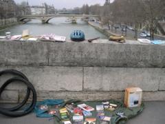 Pont Marie -  Le Grand Don in Paris