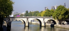 Pont Marie - English: Marie Bridge - Paris
