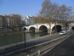 Pont Marie -  Pont Marie