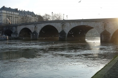 Pont Marie -  Pont Marie, Paris, France.
