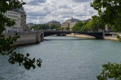 Théâtre de la Ville -  Pont d'Arcole, Paris.