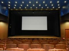 Cinéma Le Louxor - Français:   Cinéma le Louxor, Barbès, Paris Xème. Salle 2