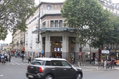 Cinéma Le Louxor - English: Paris, France