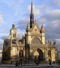 Eglise Saint-Laurent - Français:   Église Saint-Laurent (façade ouest) - Paris X