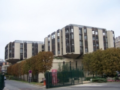 Hôpital Saint-Louis -  Hôpital Saint-Louis,