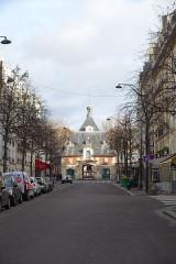 Hôpital Saint-Louis -  Paris