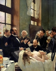 Hôpital Saint-Louis - French painter, illustrator and pastellist