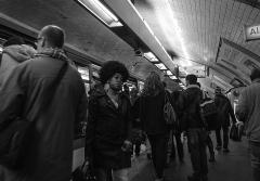 Métropolitain, station Gare du Nord -