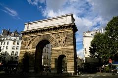 Porte Saint-Martin -  paris-41
