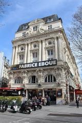 Théâtre de la Renaissance - Français:   Théâtre de la Renaissance, Paris.