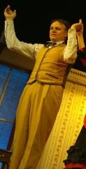 Théâtre de la Renaissance - Français:   Thé à la menthe ou t'es citron, reprise au Théâtre de la Renaissance à Paris avec pour acteurs principaux: Marie Lenoir, Urbain Cancelier, Eliza Maillot, Bernard Fructus, Guillaume Laffly, Michel Legueyrie et Marina Valleix