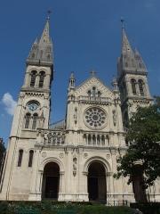 Eglise Saint-Ambroise -  Église Saint-Ambroise