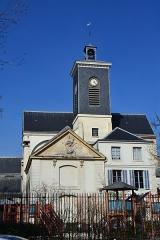 Eglise Sainte-Marguerite -  Jeux d'enfants, église Ste Marguerite