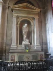 Eglise Sainte-Marguerite - Autel de saint Vincent de Paul en l'église Sainte-Marguerite de Paris.