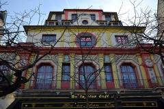 Ancien café-concert Le Bataclan -  Paris Bataclan Café, mars 2015