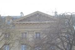 Hôpital Saint-Antoine - Hôpital Saint-Antoine, Paris.