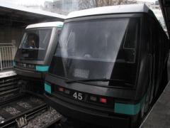 Métropolitain, station Bastille - Français:   Station Bastille sur la ligne 1