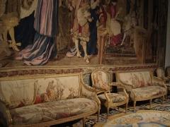 Manufacture nationale des Gobelins - English: Louvre Museum