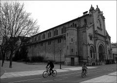 Eglise Notre-Dame-du-Travail -  Notre Dame du travail