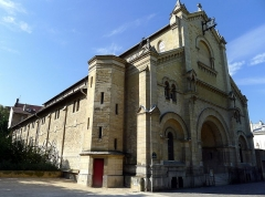 Eglise Notre-Dame-du-Travail - English: Notre-Dame-du-Travail church - Paris