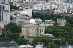 Observatoire de Paris -  Paris Observatory, as seen from Tour Montparnasse.