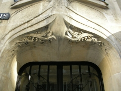 Immeubles Agar -  Rue la fontaine 19-21,