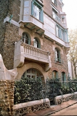 Immeuble dit Castel Béranger -