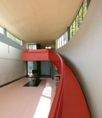 Villa La Roche, actuellement Fondation Le Corbusier - English: Rampa Interior
