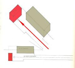 Villa La Roche, actuellement Fondation Le Corbusier - English: Separacion