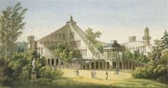 Pavillon de Balzac, actuellement musée - Les