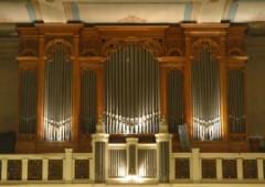 Eglise Sainte-Marie-des-Batignolles -  Orgue Sainte Marie des Batignolles