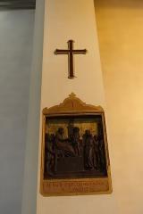 Eglise Sainte-Marie-des-Batignolles - English: Église Sainte-Marie-des-Batignolles, a catholic church in Paris, France. Address: 77 Place du Dr Félix Lobligeois, 75017 Paris, France.
