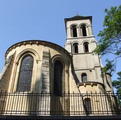 Eglise Saint-Pierre-de-Montmartre - English: Montmartre, Paris, FRANCE