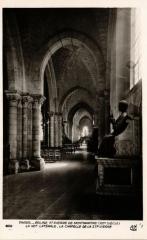 Eglise Saint-Pierre-de-Montmartre - Paris.Eglise Saint-Pierre de Montmartre.Chapelle de la Sainte-Vierge