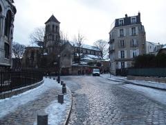 Eglise Saint-Pierre-de-Montmartre -  Église Saint-Pierre de Montmartre