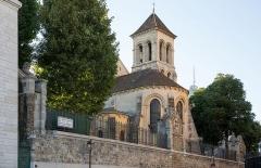 Eglise Saint-Pierre-de-Montmartre -  Église Saint-Pierre de Montmartre, Paris, France.