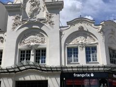 Théâtre de l'Elysée-Montmartre, ancien dancing - Français:   Théâtre de l\'Élysée Montmartre, Paris.