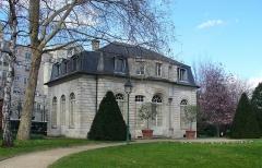 Hospice Debrousse -  Pavillon de l\'Ermitage (ancien château de Bagnolet)