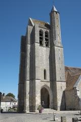 Eglise Saint-Martin - Deutsch: Katholische Kirche Saint-Martin in Égreville im Département Seine-et-Marne (Region Île-de-France/Frankreich)