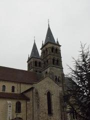 Eglise Notre-Dame - Français:   Collégiale Notre-Dame de Melun (77).