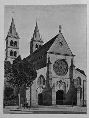 Eglise Notre-Dame - Français:   extrait de la \