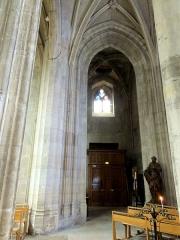 Eglise Saint-Aspais - Français:   Voir titre.