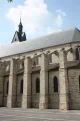 Eglise Saint-Martin et Saint-Magne - Deutsch: katholische Pfarrkirche Saint-Martin in Nangis